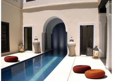 Riad Dar Lia <br> Marrakech